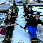 Rowing Club Begins at PCS